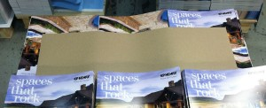 catalog design, custom catalogs, hardscaping catalog, large brochure design