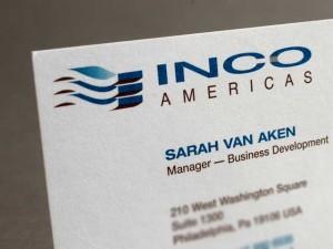 INCO Americas logo