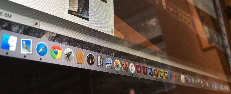 Screen shot of computer monitor
